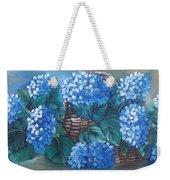 Ortencias Azules 2 Weekender Tote Bag