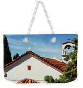 Orthodox Church In Loutraki, Greece Weekender Tote Bag