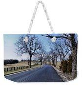 Osage County Road Weekender Tote Bag