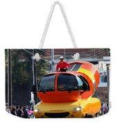 Oscar Mayer Wienermobile Weekender Tote Bag