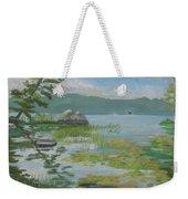 Oseetah Lake Cove Weekender Tote Bag