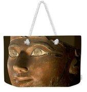 Osiris Statue Face Of Hatshepsut Weekender Tote Bag