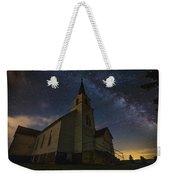 Oslo Milky Way  Weekender Tote Bag