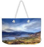 Osoyoos Lake Weekender Tote Bag