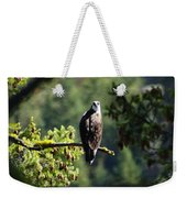 Osprey On Branch Weekender Tote Bag