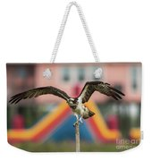 Osprey Salutes The Busch Eagle Weekender Tote Bag