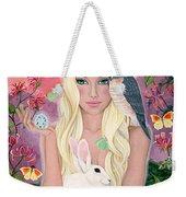 Ostara/spring Weekender Tote Bag