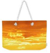Oswego Sunset 5 Weekender Tote Bag