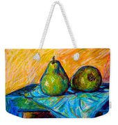 Other Pears Weekender Tote Bag