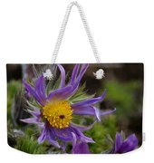 Otherworldly Flora Weekender Tote Bag
