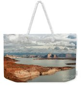 Otherworldly Morning At Lake Powell Weekender Tote Bag