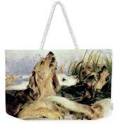 Otter Hounds Weekender Tote Bag