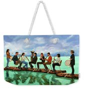 Ottetto In Navigazione Weekender Tote Bag