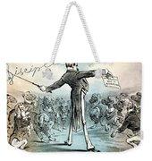 Otto Von Bismarck Weekender Tote Bag