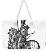 Ottoman Cavalryman, 1576 Weekender Tote Bag