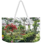 Ott's Greenhouse  Schwenksville Pennsylvania Usa Weekender Tote Bag