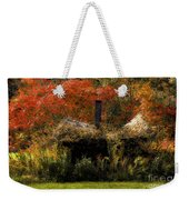 Ouch Weekender Tote Bag by Lois Bryan