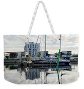 Oulu From The Sea 1  Weekender Tote Bag