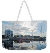 Oulu From The Sea 2 Weekender Tote Bag