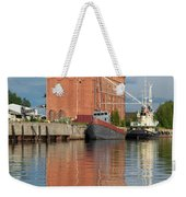 Oulu From The Sea 3 Weekender Tote Bag