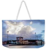 Our Ballpark Weekender Tote Bag