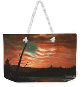 Our Banner In The Sky Weekender Tote Bag