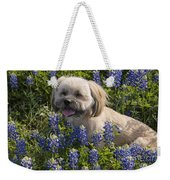 Our Bud In The Bonnets Weekender Tote Bag