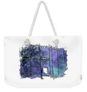 Our Father Berry Blues 3 Dimensional Weekender Tote Bag