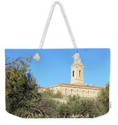 Our Father Prayer Church Weekender Tote Bag