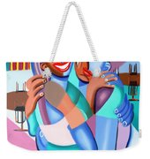 Our First Slow Dance Weekender Tote Bag