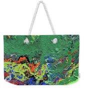 Our Green Planet Weekender Tote Bag
