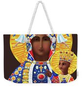 Our Lady Of Czestochowa - Mmcze Weekender Tote Bag