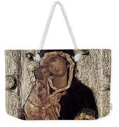 Our Lady Of Don Weekender Tote Bag