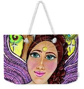 Our Lady Of Self-actualization Weekender Tote Bag