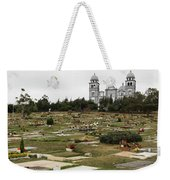 Our Lady Of Suyapa - 2 Weekender Tote Bag