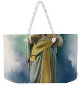 Our Lady Of The Immaculate Heart Weekender Tote Bag