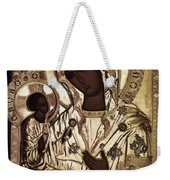 Our Lady Of Yevsemanisk Weekender Tote Bag