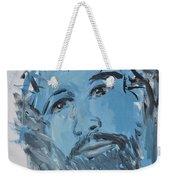 Our Lord Cries Weekender Tote Bag