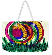 Our Own Colorful World IIi Weekender Tote Bag