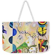 Our World Weekender Tote Bag