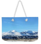 Ouray And Chipeta Weekender Tote Bag