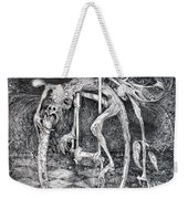 Ouroboros Perpetual Motion Machine Weekender Tote Bag