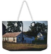 Out Building Weekender Tote Bag