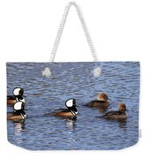 Out For A Stroll Weekender Tote Bag