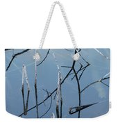 Out From The Water Weekender Tote Bag