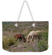 Out In The Open Range Weekender Tote Bag