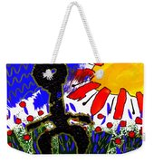 Out In The Sun Today Weekender Tote Bag