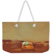 Out In The Wild Weekender Tote Bag