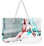 Out Of Body Experience Weekender Tote Bag