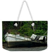 Out Of Commission Weekender Tote Bag